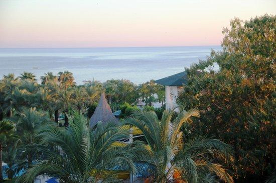 Alva Donna Beach Resort Comfort: Haus 4-Blick vom Balkon