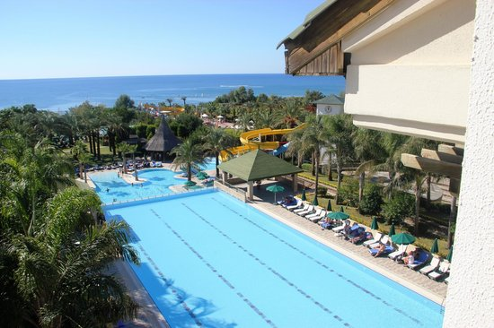 Alva Donna Beach Resort Comfort: oberer Pool