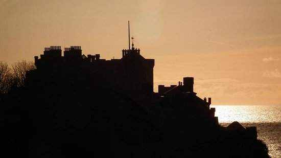 Culzean Castle : Sunset
