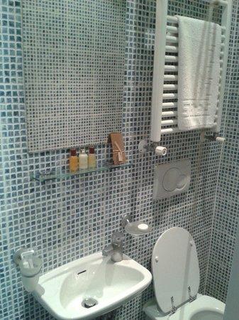 Studios2Let Serviced Apartments - Cartwright Gardens: Bathroom/Toilet