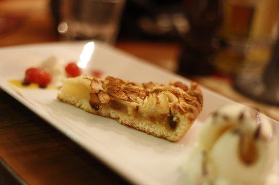 Rossopomodoro : Apple pie