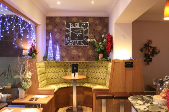 Advocate Arms Hotel: Dining Area