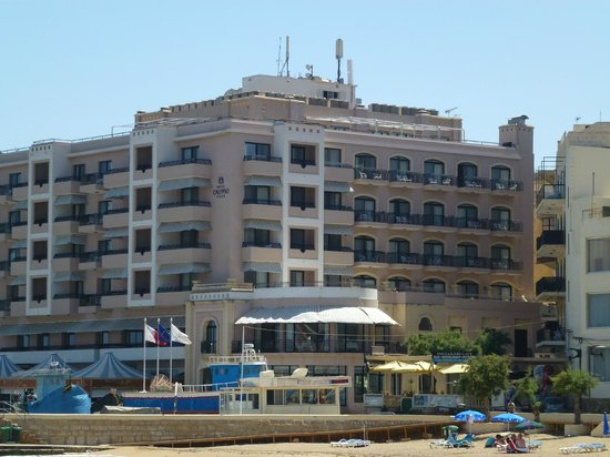 Calypso Hotel: View of Hotel