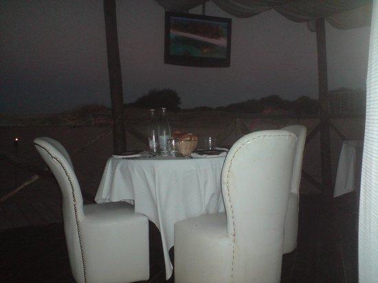 Regency Tunis Hotel: Dejeuner Ramdhan