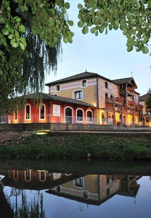 Residence des Saules : Les Saules Parc & Spa