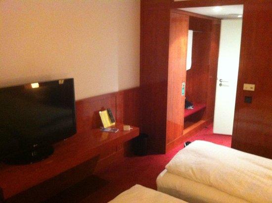 Hotel Angleterre: Room 3