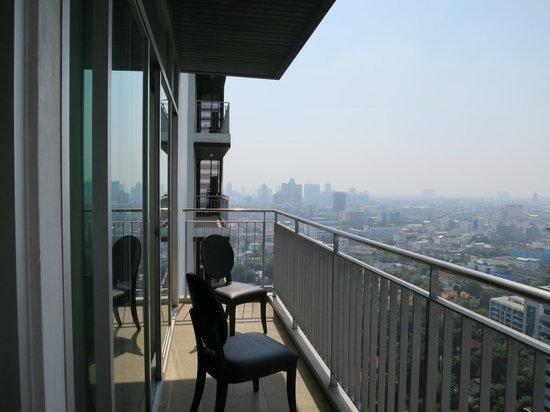 Urbana Sathorn: Terrasse View