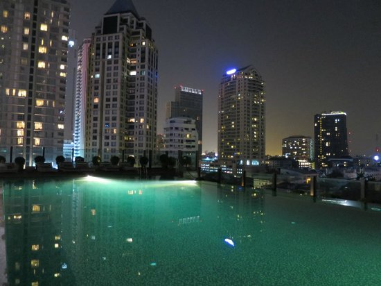 Urbana Sathorn: Pool
