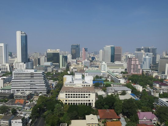 Urbana Sathorn: view from the room