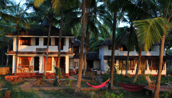 Kannur Beach House: The beach house in Kannur