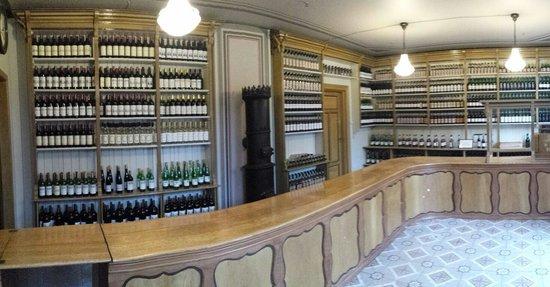 Musée folklorique norvégien : Wine store