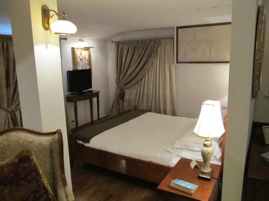 Hotel Scala Bucharest Concerto Suite