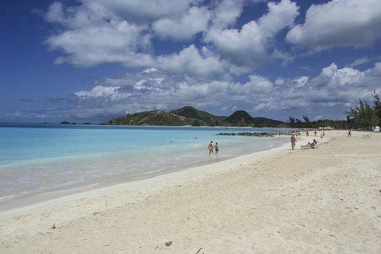 Tranquility Bay Antigua: Amazing beach