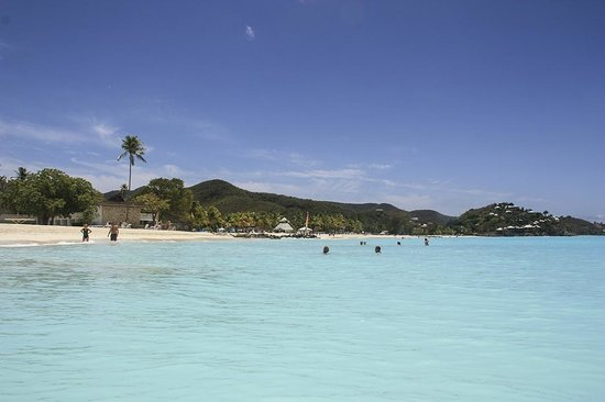Tranquility Bay Antigua: Beautiful Beach