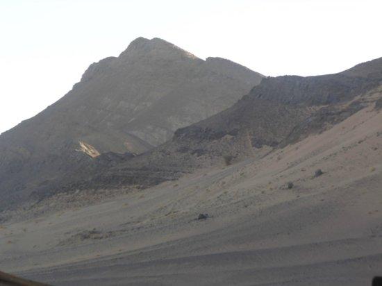 Arenas 4x4 Excursions : Paisagem deserto