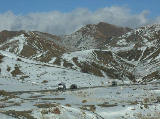 Arenas 4x4 Excursions : Paisagem montanha neve