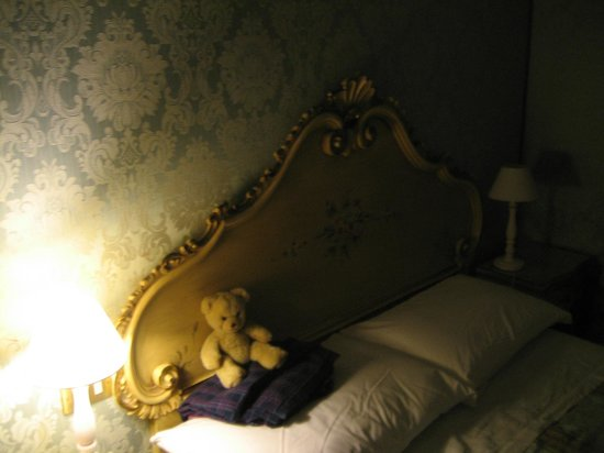 Hotel San Gallo : Hotelzimmer imvenezianischen Stil