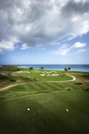 South Coast, St. Kitts: Hole # 15