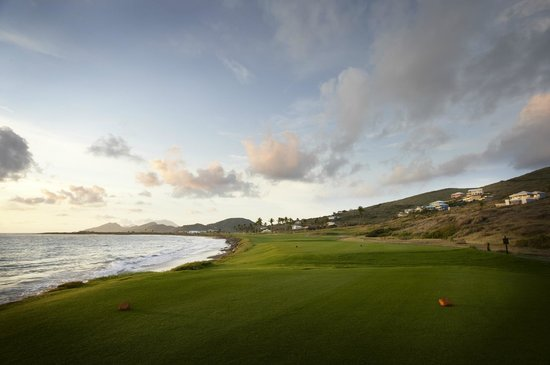 South Coast, St. Kitts: Hole # 16