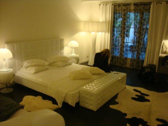 La Villa Nova: chambre