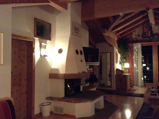 Schlosshotel Chaste : Suite panoramique