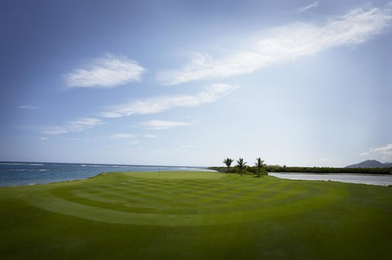 South Coast, St. Kitts: Hole # 17