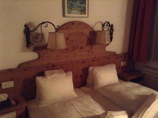 Schlosshotel Chaste: Chambre no 1 de la suite
