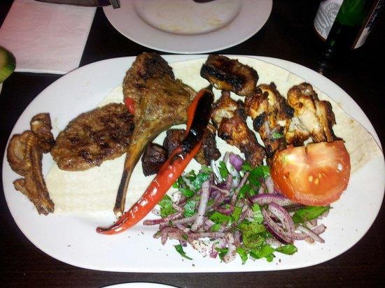 Adana Grillhaus: ラムが美味しい。