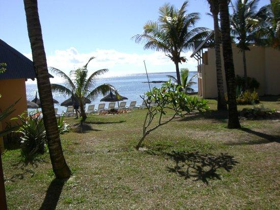 C Palmar Mauritius : camere con vista mare