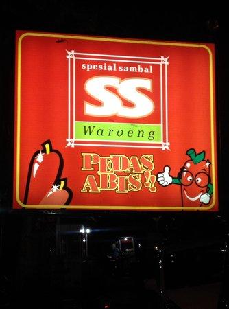 """Waroeng Special Sambal """"SS""""照片"""