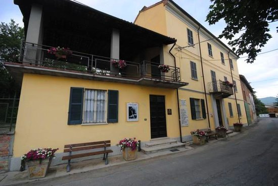 Castellania, Italy: Casa Coppi outside