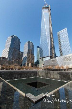 National September 11 Memorial und Museum: Национальный мемориал и музей