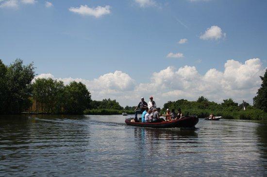 De Groote Wijzend: 400 kilometers of recreational canals