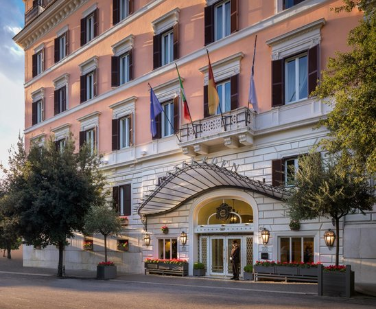 Hotel Eden - Dorchester Collection (Rome) 2018 Review & Ratings ...