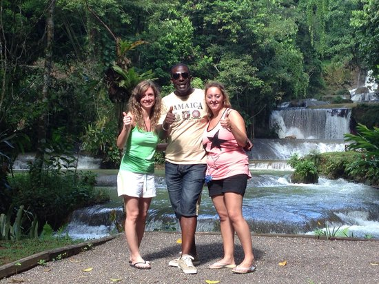 Everald's Jamaica Private Day Tours: Yeah