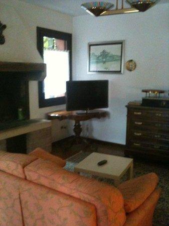 Relais Leon D'Oro: Lounge