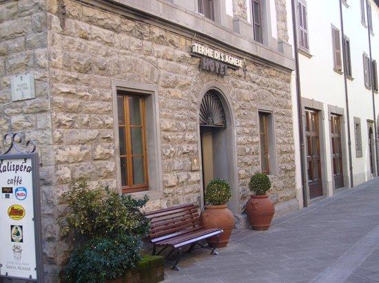 Facciata dell 39 hotel sant 39 agense picture of hotel terme santa agnese bagno di romagna - Sant agnese bagno di romagna ...