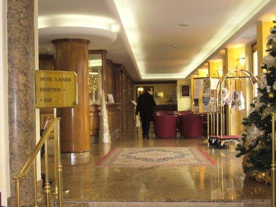 Hotel Terme Santa Agnese: Ingresso all'Hotel......
