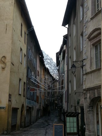 Briancon : Old town