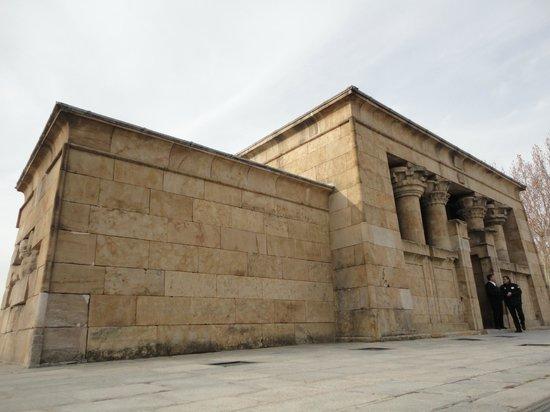 O Templo de Debod