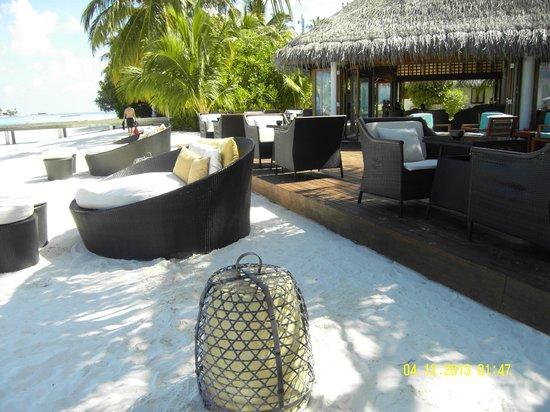 Vakarufalhi Island Resort: Aree comuni