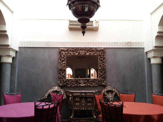 Riad Les Clefs Du Sud: Lobby