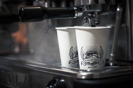 El Ultimo Mono Juice & Coffee: coffee