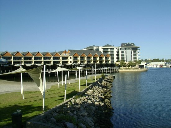 External View of Dolphin Quay