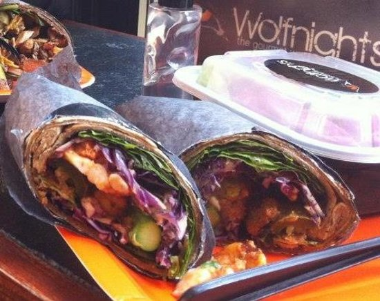Wolfnights: The best wraps in the world