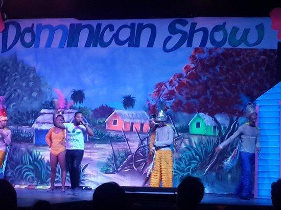 Vista Sol Punta Cana : Teatro