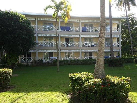 Vista Sol Punta Cana : Sector de habitaciones