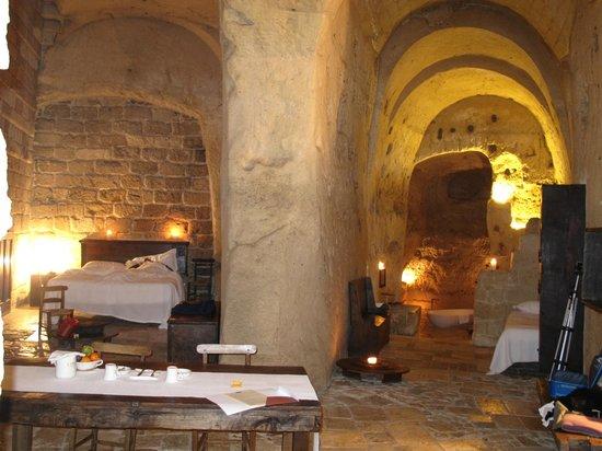 Sextantio Le Grotte della Civita: suite