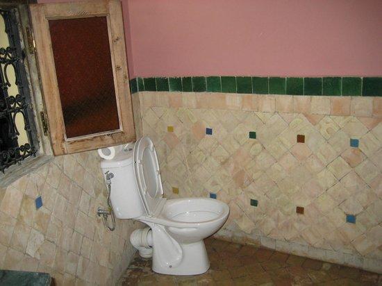 Riad La Bague de Kenza: bathroom