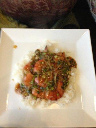 Shan Gout: Crevettes